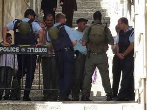 Riots Continue in Jerusalem Amid Heightened Temple Mount ...