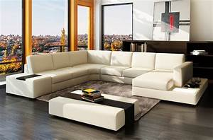 Grand Canape Angle : grand canape tendances accueil design et mobilier ~ Teatrodelosmanantiales.com Idées de Décoration