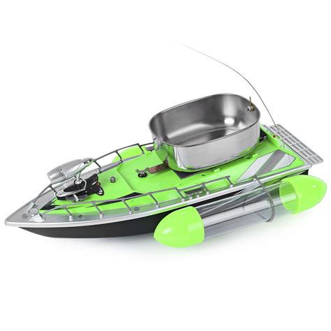 Rc Fishing Boat Uk by Mini Remote Rc Wireless Fishing Lure Bait Boat 80