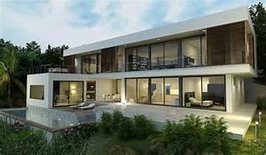 Haus Bauen Was Beachten : haus bauen in spanien b hler partners architects ~ Michelbontemps.com Haus und Dekorationen