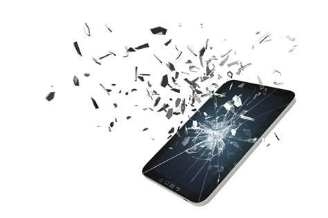 shattered iphone screen running with the big dogs in supply chain relationships