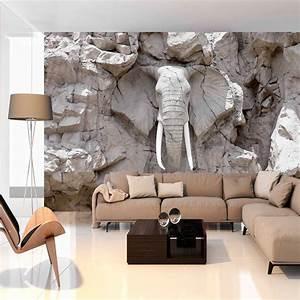 3d Tapete Schlafzimmer : unglaublich stylische 3d fototapeten dekomilch ~ Lizthompson.info Haus und Dekorationen