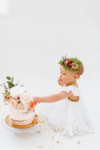 Paige's One Year Old Cake Smash Photoshoot | Outfits & Outings