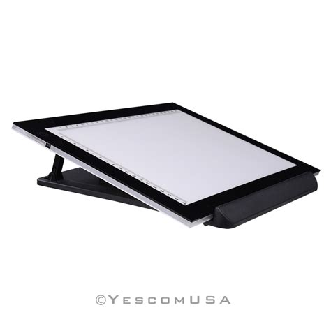 3 light table l a3 a4 led tracing light box drawing tattoo board pad table