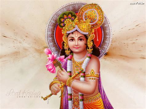 Wallpaper Gallery Lord Krishna Wallpaper 3