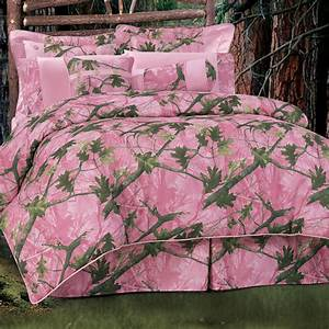 Pink, Camouflage, Comforter, Sets, Queen, Size, Queen, Size, Pink