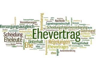 Ehe Scheidung Und Ehevertrag Bei Wohneigentuemern by Ehevertrag