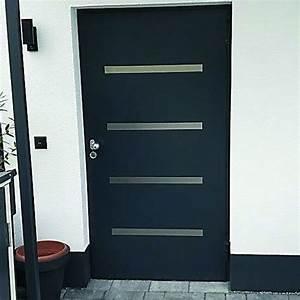 porte en acier a systeme de verrouillage anti inondation With porte d entrée anti effraction