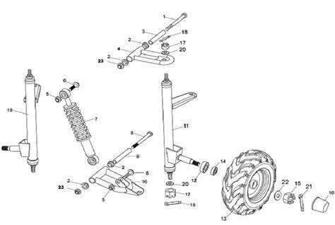 american sportworks 3170 hornet go kart parts 3170 dragonfly parts