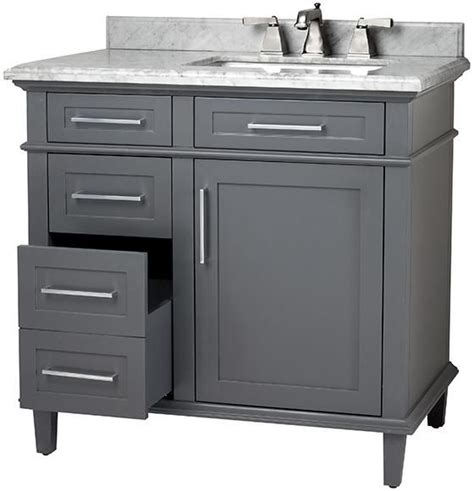 Vanity Purchase by Gray Center Single Vanity Potential Purchase Or Honey