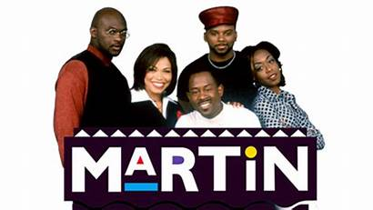 Martin Tv Series 90s Season Fanart Sitcom