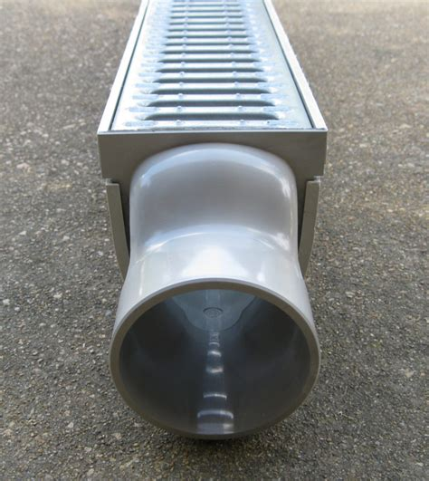 cps 100 mea josam 10 commercial trench drain kit 4 quot wide