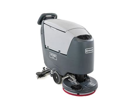 Viper Floor Scrubber Canada by Advance Sc500 Battery Powered 20 Inch Floor Scrubber