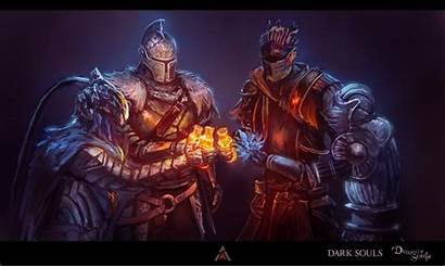 Souls Dark Artorias Demon Abysswalker Soul Cinder