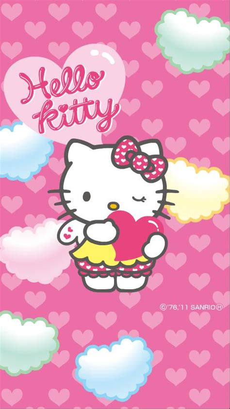 Hello Kitty Livewallpaper 4 (android) Reviews At Android