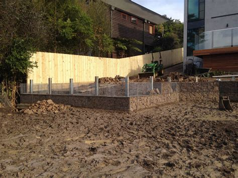 landscaping construction  lorne beach house ausscapes