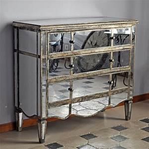 Commode Maison Du Monde Occasion : excellent commode miroir bois loading zoom with miroir metal maison du monde ~ Teatrodelosmanantiales.com Idées de Décoration