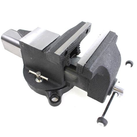 Clamps & Vises  8 All Steel Bench Vise