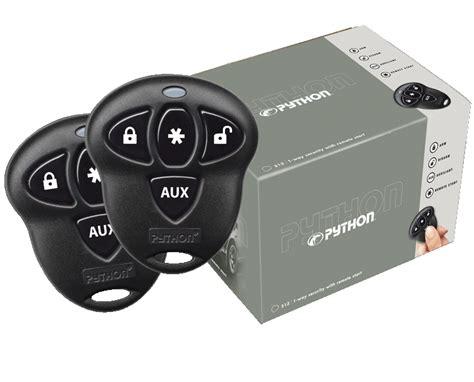 Remote Car Starter, Car Alarm With Keyless