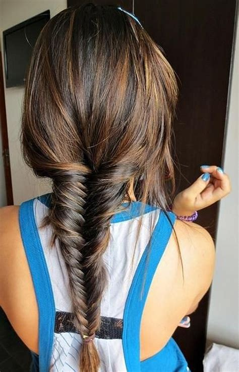 trendy teen girl hairstyles  school