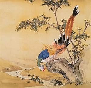 Chinese Phoenix Painting phoenix 2735005, 66cm x 66cm(26 ...