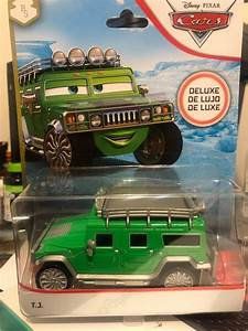 Disney Cars 3 Diecast 1:55 Scale Oversized Deluxe 2020 TJ ...
