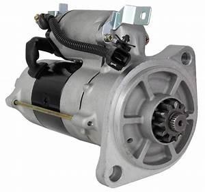 New 24v Starter Motor Hino Jo8c Engine 28100
