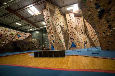 indoor rock climbing  orange county cbs los angeles