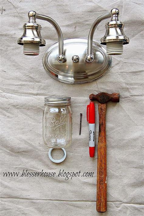 diy jar light popsugar home