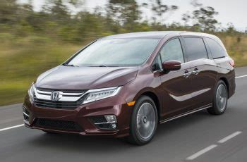 When Will 2020 Honda Odyssey Come Out by When Does 2020 Honda Odyssey Come Out 2020 Honda