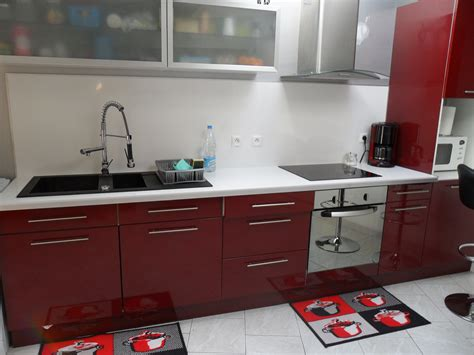 msn cuisine placard cuisine moderne meuble cuisine moderne ilot u2013