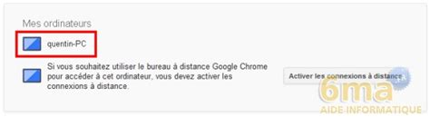 chrome bureau à distance bureau à distance chrome contrôler un ordinateur à distance