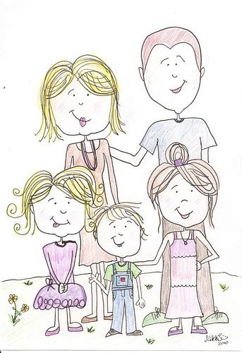 eat pray diffuse family drawing