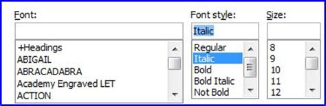 ms word 2007 2010 tip find formatting microsoft office