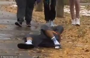 Boy, 12, carrying a BB gun shot TWICE by Cleveland cop ...