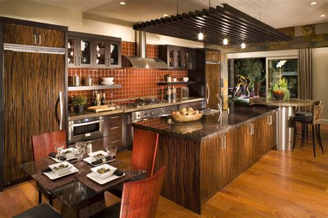 large multi function kitchen island  practical kitchen