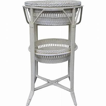 Sewing Wicker Basket Rubylane Unusual Furniture Antique