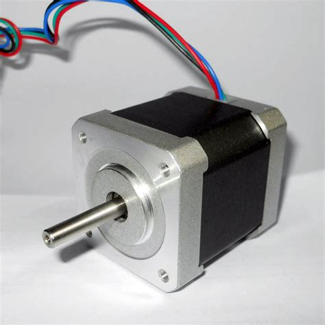 Nema Phase Wire Stepper Motor For Printer