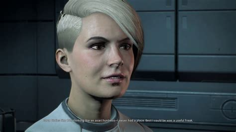 mass effect andromeda build relationship with cora harper youtube