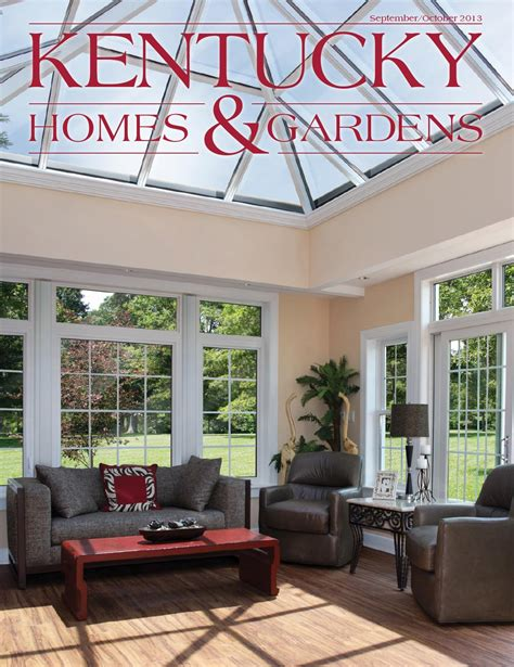 kentucky homes gardens by kentucky homes gardens issuu