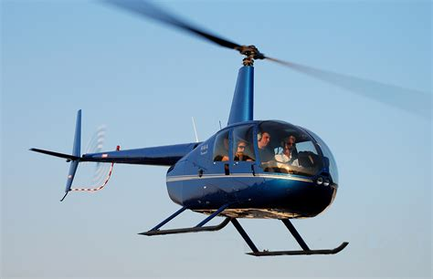 Robinson R44 - High Tide Helicopters