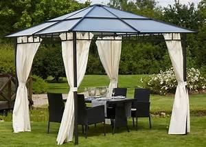 Pavillon Mit Stegplatten : leco pavillon light bxt 300 x 300 cm kaufen otto ~ Whattoseeinmadrid.com Haus und Dekorationen