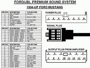 2004 Mazda Tribute Radio Wiring Diagram