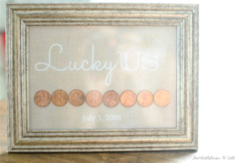 copper traditional  wedding anniversary gift