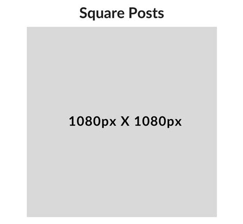 These Are The Correct Instagram Dimensions And Resolutions Influence Rocket