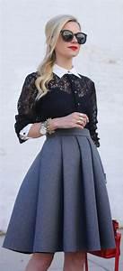 tenue chic femme les meilleures 60 idees archzinefr With vêtements femme chic