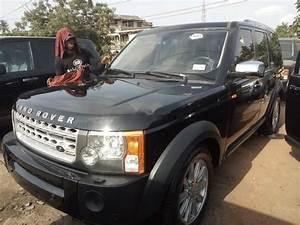 Tokunbo Land Rover Lr3 2009 Model Black