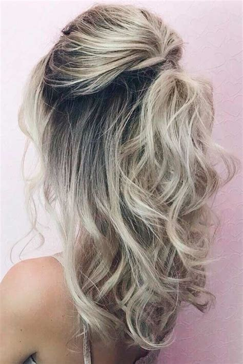 Pretty Homecoming Hairstyles by 26 Homecoming Hairstyles For Medium Length Hair