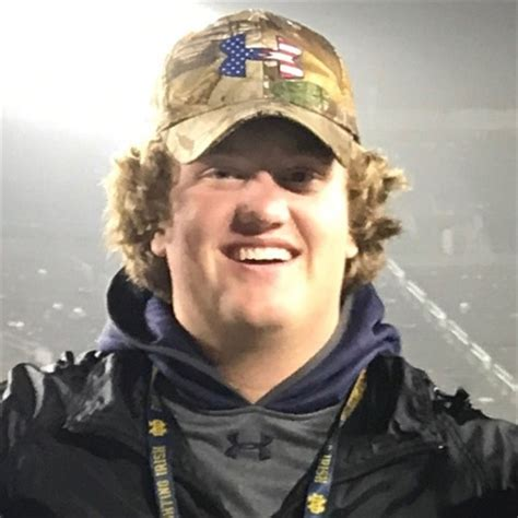 jakob james offensive lineman elder irish sports daily