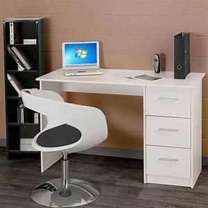 Bureau Moderne Pas Cher : bureau moderne pas cher petit bureau lepolyglotte ~ Teatrodelosmanantiales.com Idées de Décoration